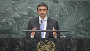 الخارجية الإيرانية تهاجم عبدالله بن زايد.. وقرقاش: التعرض لكلمته لا يغير الحقائق