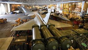 مقاتلات رافال وتورنيدو وقاذفات B1.. الأسلحة المستخدمة بضربة سوريا