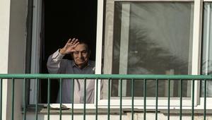 النيابة المصرية تقرر إخلاء سبيل الرئيس الأسبق حسني مبارك