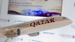 """عزل قطر """"كابوس"""" الخطوط الجوية القطرية.. والشركة تعلق رحلاتها إلى السعودية والإمارات ومصر والبحرين"""
