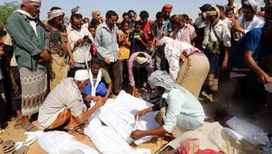 الحوثي يدعو إلى النفير العام والتحرك نحو الحدود للثأر من السعودية وأمريكا