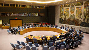 خارجية مصر تبين سبب دعم مشروعي فرنسا وروسيا بـUN حول سوريا