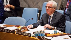 روسيا تعارض مصر حول سوريا في مجلس الأمن