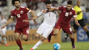 سوريا تهزم قطر بثلاثية وتطيح بآمال تأهلها لكأس العالم