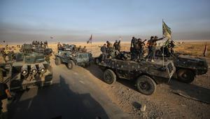 صور من أرض المعركة.. عمليات تحرير الموصل من داعش