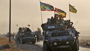 رئيس الحشد الشعبي: إنجازاتنا من بغداد إلى الموصل