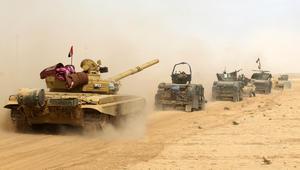 البشمرغة: حققنا أهدافنا الأساسية في الموصل خلال 24 ساعة