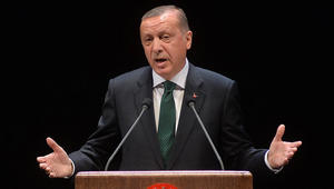 """أردوغان: قوات """"درع الفرات"""" ستصل إلى """"الباب"""" في ريف حلب.. ونحترم الحدود رغم الغصة في قلوبنا"""