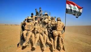 العراق: الجيش والحشد يستعيدان جبال عطشانة غرب الموصل