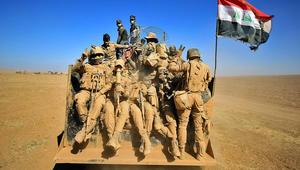 بن ويدمان من خط الجبهة في الموصل: الانتصار قريب.. لكن بثمن
