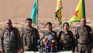 """""""قوى سوريا الديمقراطية"""" تطلق عملية عسكرية لتحرير الرقة بدعم من التحالف الأمريكي"""