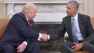 ترامب يتهم أوباما بالتنصت على مكالماته قبل انتخابات الرئاسة