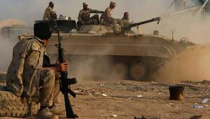 العراق: تحرير ناحية نمرود الأثرية بالكامل