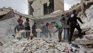 عشرات القتلى في قصف على حلب.. وطبيب من قبو مستشفى الأطفال: ادعوا لنا