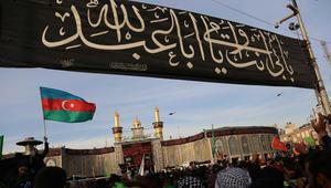 """مشاهد من """"أربعينية الإمام الحسين"""" في كربلاء"""
