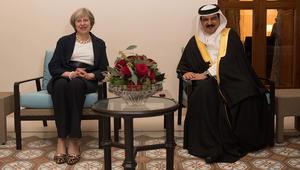 رئيسة وزراء بريطانيا في البحرين: نسعى لتعزيز التعاون الأمني مع دول الخليج