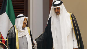 الكويت تسلّم قطر قائمة المطالب الخليجية