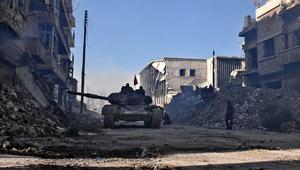 """نظام الأسد يحذر التحالف الدولي من """"مخاطر التصعيد"""" بعد استهداف قواته"""