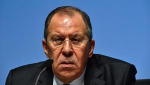 لافروف يرد على الربط بين تفجير سان بطرسبرغ وعمليات روسيا بسوريا: حقير