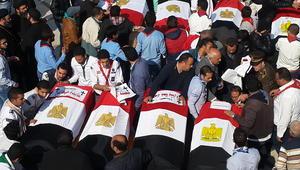 """""""هيومن رايتس ووتش"""" عن تفجير الكاتدرائية: كيف """"ستتصالح"""" سلطات مصر مع أهالي 25 قتيلاً؟"""
