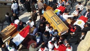 الكنيسة القبطية: استهداف المسيحيين في سيناء يهدف إلى تمزيق الوحدة ضد الإرهاب