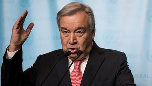 الأمين العام للأمم المتحدة عن قيادة المرأة بالسعودية: خطوة مهمة بالاتجاه الصحيح