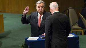 هل يتمكن أنطونيو غوتيرس من تغيير الأمم المتحدة؟