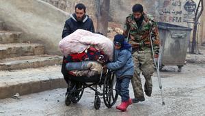 """مفتي السعودية يدعو للقنوت من أجل أهالي حلب.. و""""كبار العلماء"""" تدعو لـ""""ردع آلة إجرام نظام الأسد"""""""