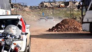 المرصد السوري: تأجيل تبادل إجلاء النازحين من شرق حلب وكفريا والفوعة حتى إشعار آخر