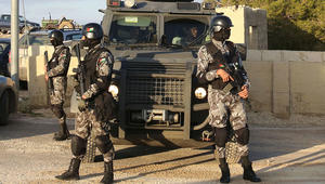 ببيان منسوب داعش يتبنى هجوم الكرك في الأردن