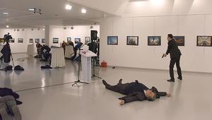 الخارجية الروسية: اغتيال كارلوف هجوم إرهابي.. والقتلة سيواجهون العقاب