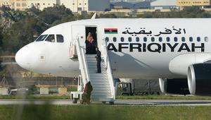 مالطا: انتهاء أزمة الطائرة الليبية باستسلام الخاطفين