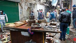 بغداد: مقتل 28 شخصا على الأقل بتفجيرين بسوق السنك.. وداعش يتبنى