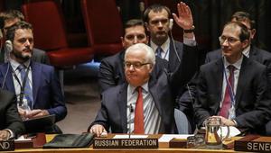 مجلس الأمن يعتمد قرار روسيا بدعم اتفاق وقف إطلاق النار في سوريا