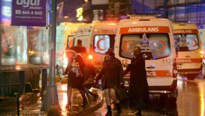 أغلب ضحايا هجوم النادي الليلي بإسطنبول من العرب.. وهذه هي الجنسيات