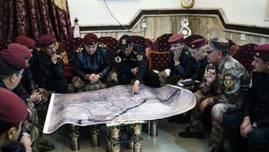 """لأول مرة منذ انطلاق عمليات """"تحرير الموصل"""".. القوات العراقية تصل الضفة الشرقية من نهر دجلة"""