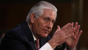 """وزير خارجية أمريكا يتحدث عما يقتضيه تقليص نفوذ إيران """"الخبيث"""" بسوريا"""