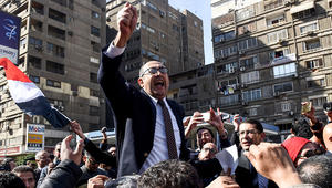 خالد علي يتراجع عن الترشح لانتخابات الرئاسة المصرية
