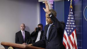 أوباما مودعاً أمريكا: سنكون على ما يرام