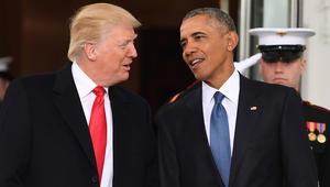 أوباما بعد اتهامه بالتنصت على ترامب: ادعاء كاذب