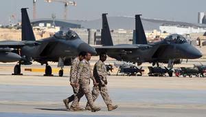التحالف: اعتراض صاروخ باليستي من اليمن صوب خميس مشيط