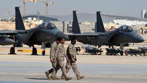 """تحالف """"دعم الشرعية"""" باليمن: اعتراض 4 صواريخ بالستية للحوثي استهدفت جازان"""