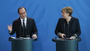 هولاند: ترامب يمثل تحديا لأوروبا ويجب الحفاظ على مصالحنا