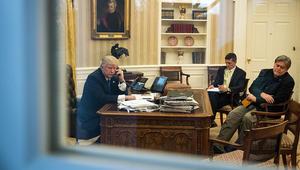 """عشر نقاط من """"النار والغضب"""" داخل بيت ترامب الأبيض"""