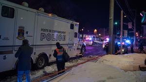 قتلى وجرحى إثر إطلاق نار بمسجد في كندا.. وترودو: هجوم جبان