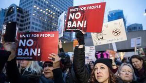 العراق يعبر عن عميق ارتياحه لاستثنائه من حظر ترامب