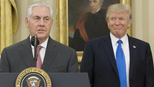 تعيين ريكس تيلرسون وزير خارجية أمريكا.. ما هي مواقفه المعروفة من السعودية وإيران والإخوان المسلمين وداعش؟