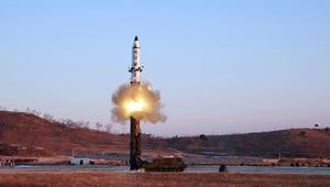 مصدر لـCNN: كوريا الشمالية تطلق صاروخا سقط على بعد 100 كيلومتر من روسيا