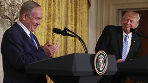 نائب بالكونغرس: أعتقد أن ترامب سيعلن نقل سفارتنا للقدس خلال زيارته إلى إسرائيل
