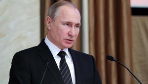 بوتين: جيوش الإرهابيين تقاتل في الشرق الأوسط بدعم بعض الدول